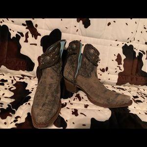 Corral Indie Ankle Booties